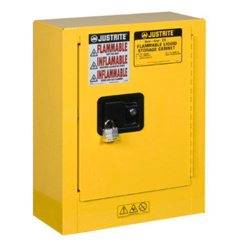 Sure Grip Ex Mini Flammable Safety Cabinet